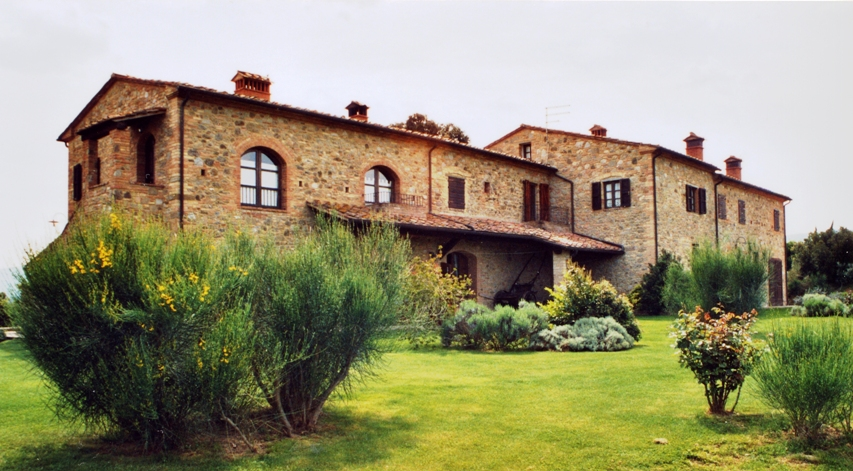 Decorazione casa blog archive una grande casa in toscana - Blog decorazione casa ...